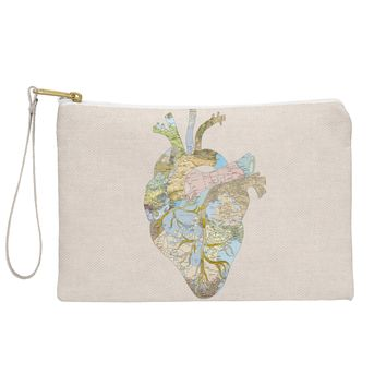 Bianca Green A Travelers Heart Pouch