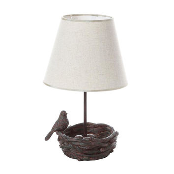 Bird's Nest Table Lamp
