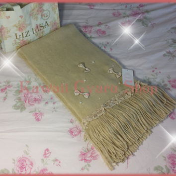Liz Lisa Bow and Pearl Scarf (NwT) from Kawaii Gyaru Shop