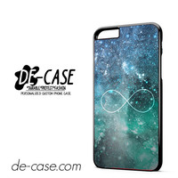 Infinity Green Nebula DEAL-5602 Apple Phonecase Cover For Iphone 6/ 6S Plus