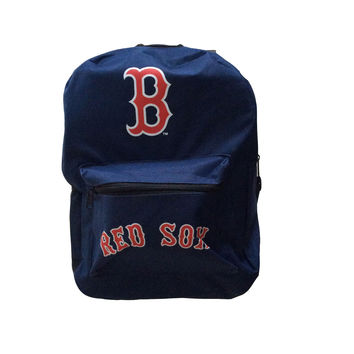 Boston Red Sox Canvas Backpack - Youth