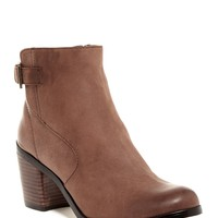 Lynda Chunky Heeled Bootie - Multiple Widths Available