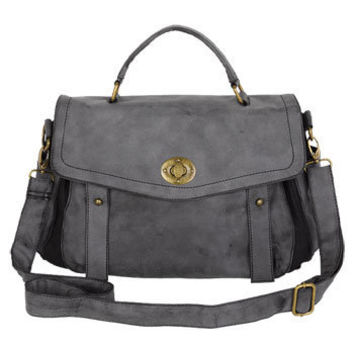 Mila Vintage Satchel at Alloy