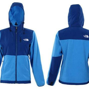 The North Face Women's Denali Fleece Hoodie Jacket