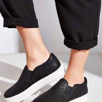 Ash Jungle Leather Slip-On