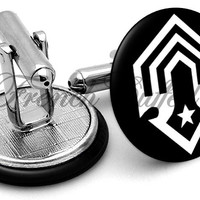 Halo Forward Unto Dawn Cufflinks
