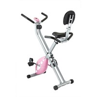 Sunny Health and Fitness Folding Recumbent Bike - Walmart.com