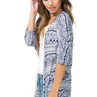 Tribal Fusion Cardigan