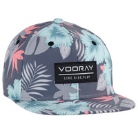 Vooray Mahalo Snapback Hat Floral