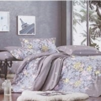 Cheap Dorm Decor - Soft-Petal Amethyst Twin XL Comforter Set