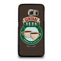 CENTRAL PERK FRIENDS Samsung Galaxy S6 Case Cover