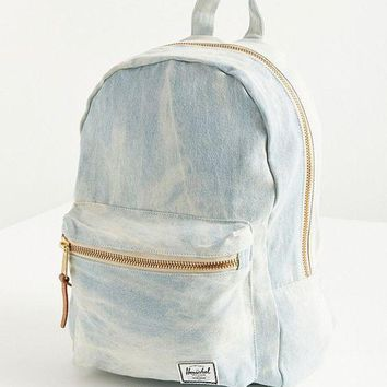 905c2decdae CREYHVF Herschel Supply Co. Grove Bleached Denim Backpack
