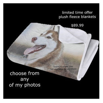 photo plush fleece blanket, 50 inches by 60 inches, soft fleece blanket, plush blanket, fleece blanet, large blanket, photography home decor