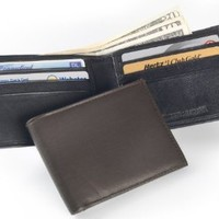 The Classic Billfold - Simple Leather Wallet