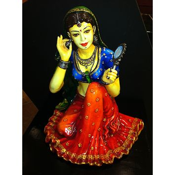 Indian Brided sculpture / statue