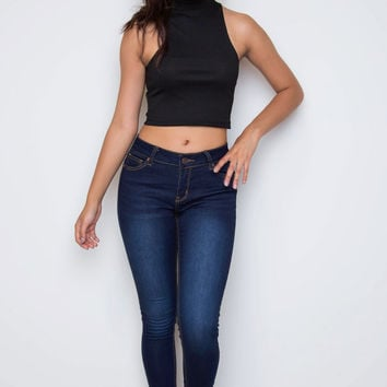 Amy Lifter Skinny Jeans
