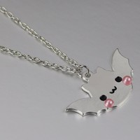 Kawaii Bat Necklace