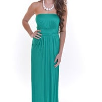 Closet Candy Boutique · Candy Shop Maxi Dress - Kelly Green