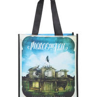 Pierce The Veil Collide With The Sky Small Shopping Tote