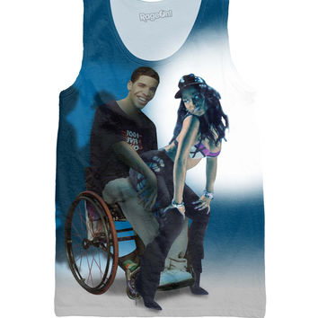 Nicki Minaj Wheelchair Jimmy Tank Top