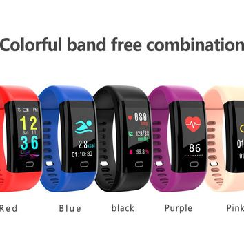 Waterproof Smart Bracelet Fitness Tracker for Android