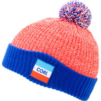 Coal Stanwood Red, White & Blue Pom Beanie at Zumiez : PDP