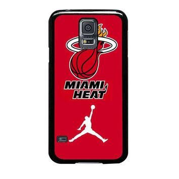 miami heat with nike jordan samsung galaxy s5 s3 s4 s6 edge cases