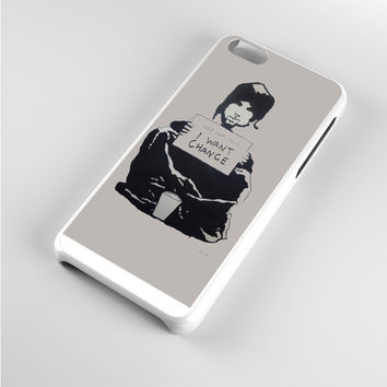 Keep Your Coins I Want Change Art iPhone 5c Case
