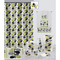 Walmart: Creative Bath Juniper Shower Curtain
