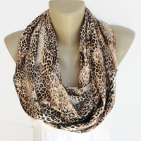 scarf best selling item ,leopard scarf ,infinity women leopard print scarf ,eternity scarf ,spring summer scarves , gift for her for mom