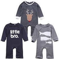 0-18M Newborn Baby Boys Clothes
