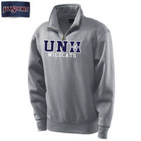 UNH Bookstore - Jansport Quarter Zip Sweatshirt