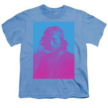 Portrait Of A Navajo Youth 4 - Youth T-Shirt
