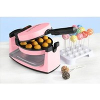 Baby Cakes Flip -over Cake Pop Maker: Kitchen & Dining