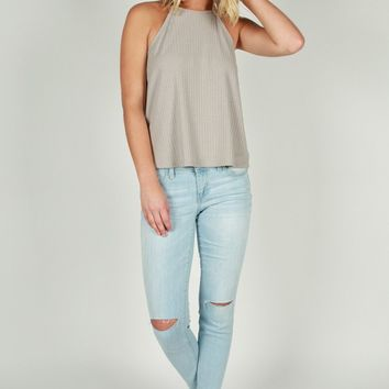 Down For The Weekend Tank in Birch