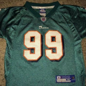 quality design 95537 94b33 Shop Miami Dolphins T Shirts Vintage on Wanelo