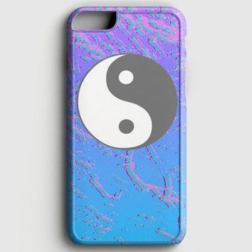 Vaporwave Yin Yang iPhone 6 Plus/6S Plus Case