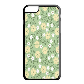 Flower Pattern iPhone 6S Plus Case