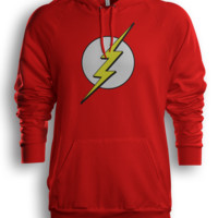 DC Comics The Flash Premium Hoodie + T-shirt Promo Pack