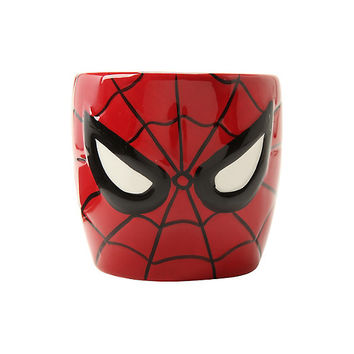Marvel Spider-Man Face Ceramic Mug
