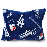 Los Angeles Dodgers Pillow (Blue)