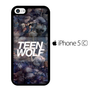 Teen Wolf Sesion 5 iPhone 5C Case