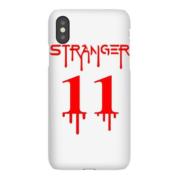 Stranger Things Eleven iPhoneX