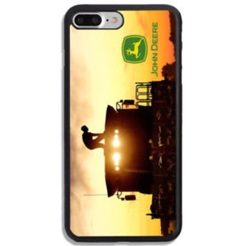 NEW!!! John Deere Tractor Logo Hard Cover Protector Phone Case For iPhone 7 Plus