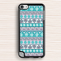 blue ipod case,art design ipod touch 4 case,new design ipod touch 5 case,blue pattern ipod 4 case,blue geometry ipod 5 case,blue floral touch 4 case,tribal touch 5 case