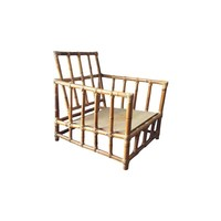 Pre-owned Vintage Bamboo Lounge Chair