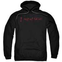 Harry Potter Not Tell Lies Licensed Adult Hoodie