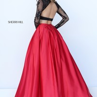 Sherri Hill 50357 prom dress