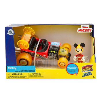 Disney Mickey Light-Up Racer Mickey and the Roadster Racers New with Box