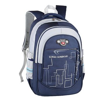 School Bags for Teenagers Boys Girls Children Backpacks Unisex Kids Nylon Backpack Child Book Bag Mochila Schoolbags Satchel